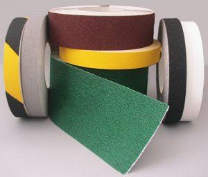 Anti-Slip Tapes for floors, tubs and pools