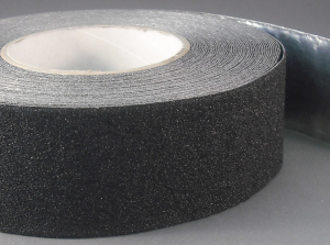 Black 2 inch conformable anti-slip tape