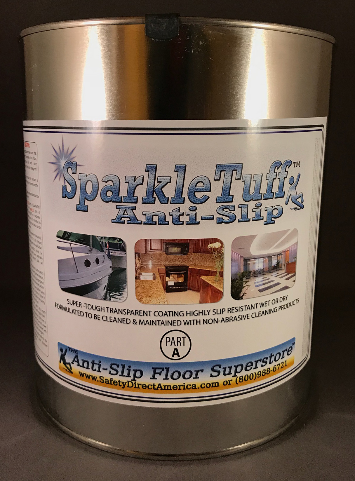 SparkleTuff Anti-Slip Coating Gallon